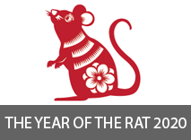 Year of the Rat - 2020